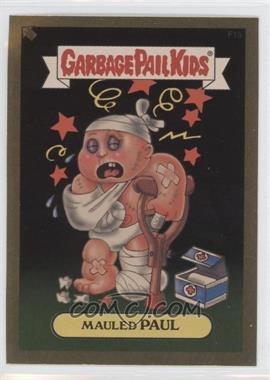 2004 Topps Garbage Pail Kids All-New Series 2 [???] #F1b - Mauled Paul