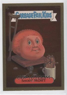 2004 Topps Garbage Pail Kids All-New Series 2 [???] #F21a - Short Mort
