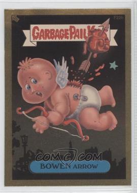 2004 Topps Garbage Pail Kids All-New Series 2 [???] #F22b - Bowen Arrow