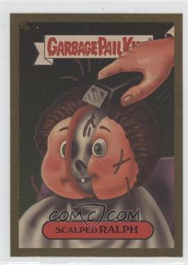 2004 Topps Garbage Pail Kids All-New Series 2 [???] #F25a - Scalped Ralph