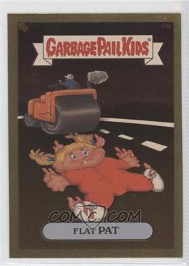2004 Topps Garbage Pail Kids All-New Series 2 [???] #F6b - Flat Pat