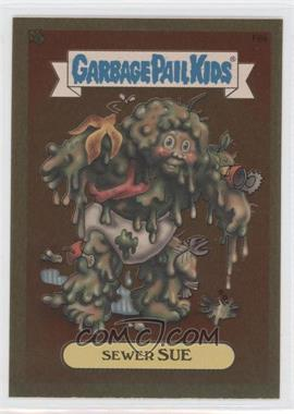 2004 Topps Garbage Pail Kids All-New Series 2 [???] #F8a - Sewer Sue