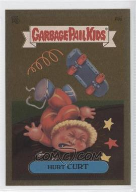 2004 Topps Garbage Pail Kids All-New Series 2 [???] #F9a - Hurt Curt