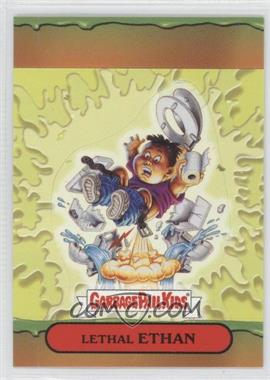 2004 Topps Garbage Pail Kids All-New Series 3 - [???] #1 - Lethal Ethan