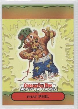 2004 Topps Garbage Pail Kids All-New Series 3 - [???] #4 - Phat Phil