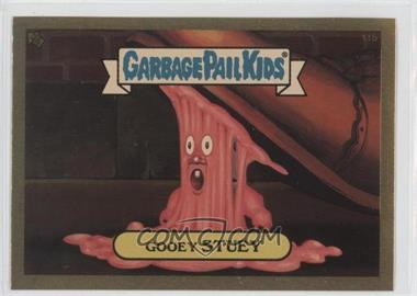 2004 Topps Garbage Pail Kids All-New Series 3 [???] #11b - Gooey Stuey