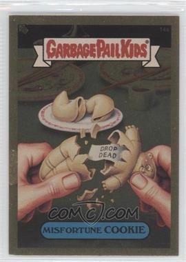 2004 Topps Garbage Pail Kids All-New Series 3 [???] #14a - Misfortune Cookie