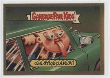 2004 Topps Garbage Pail Kids All-New Series 3 [???] #17a - Car-stick Karla