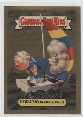 2004 Topps Garbage Pail Kids All-New Series 3 [???] #25b - Horatio Hornblower