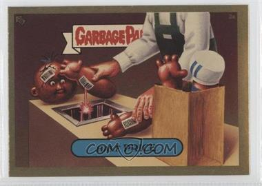 2004 Topps Garbage Pail Kids All-New Series 3 [???] #2a - Half Price