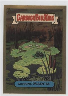 2004 Topps Garbage Pail Kids All-New Series 3 [???] #6a - Missing Marcia