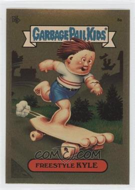 2004 Topps Garbage Pail Kids All-New Series 3 [???] #8a - Freestyle Kyle
