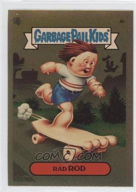 2004 Topps Garbage Pail Kids All-New Series 3 [???] #8b - Rad Rod