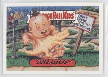 2004 Topps Garbage Pail Kids All-New Series 3 [???] #B3 - Gator Adrian