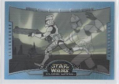 2004 Topps Star Wars: Clone Wars - Battle Motion #B5 - [Missing]