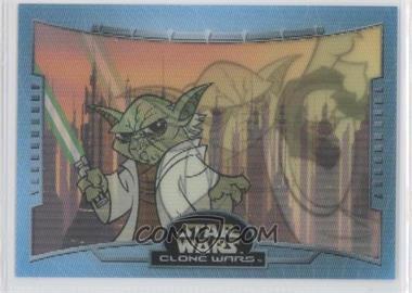 2004 Topps Star Wars: Clone Wars - Battle Motion #B86 - [Missing]