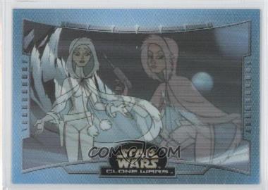 2004 Topps Star Wars: Clone Wars - Battle Motion #B9 - [Missing]