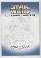 Doug Wheatley (Yoda) /1
