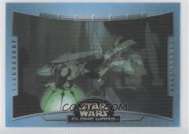 2004 Topps Star Wars: Clone Wars Battle Motion #B10 - [Missing]