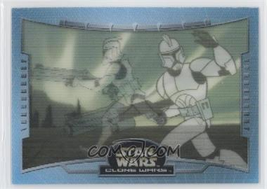 2004 Topps Star Wars: Clone Wars Battle Motion #B5 - [Missing]
