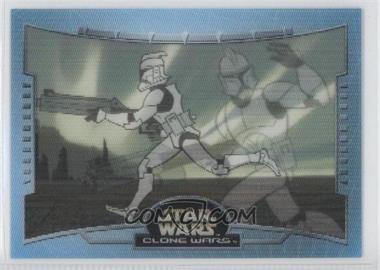2004 Topps Star Wars: Clone Wars Battle Motion #B5 - [Missing]