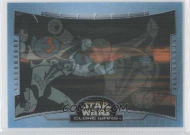 2004 Topps Star Wars: Clone Wars Battle Motion #B7 - [Missing]