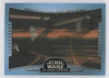 2004 Topps Star Wars: Clone Wars Battle Motion #B8 - [Missing]