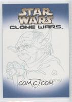 Doug Wheatley (Yoda) /1