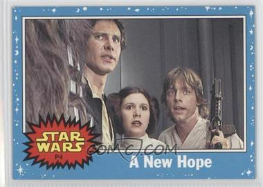 2004 Topps Star Wars Heritage [???] #P4 - [Missing]