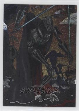 2004 Topps Star Wars Heritage Etched Foil Group 2 #6 - [Missing]
