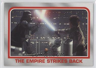 2004 Topps Star Wars Heritage Promos #P5 - The Empire Strikes Back