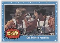 Old friends reunited