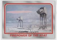 Firepower of the At-At