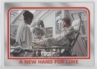 A New Hand for Luke