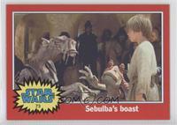 Sebulba's Boast