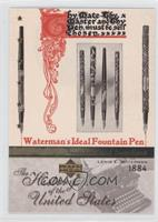 Inventors and Inventions - Waterman's Ideal Fountain Pen