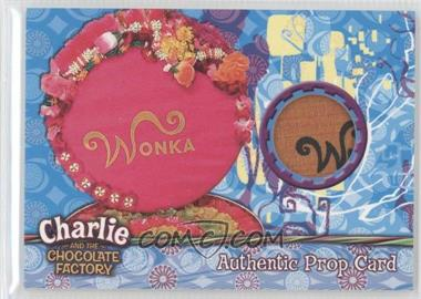 2005 Artbox Charlie and the Chocolate Factory Prop Relics #N/A - [Missing] /490