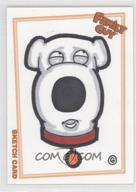 2005 Inkworks Family Guy Season 1 Sketch Cards #SK 7 - Joel A. Gomez /550