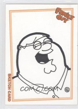 2005 Inkworks Family Guy Season 1 Sketch Cards #SK 7 - Joel A. Gomez /550