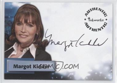 2005 Inkworks Smallville Season 4 [???] #A28 - Margot Kidder as Bridgette Crosby