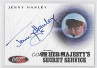 Jenny Hanley