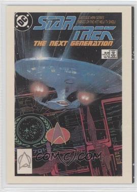 "2005 Rittenhouse The ""Quotable"" Star Trek: The Next Generation - Comic Books #CB1 - Captain Jean-Luc Picard"