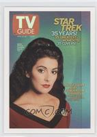 Marina Sirtis as Counselor Deanna Troi