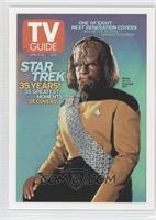 Michael Dorn as Lieutenant Worf