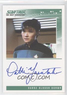 "2005 Rittenhouse The ""Quoteable"" Star Trek: The Next Generation [???] #N/A - [Missing]"