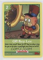 Off Key Lee