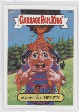 2005 Topps Garbage Pail Kids All-New Series 4 - Scratch 'n Stink #s2a - Mount St. Helen