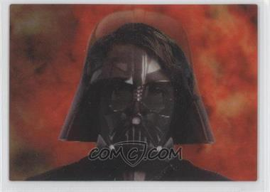 2005 Topps Star Wars: Revenge of the Sith - Lenticular Morphing Cards #2 - Anakin Skywalker/Darth Vader