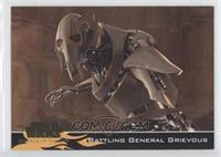 Battling General Grievous