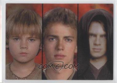 2005 Topps Star Wars: Revenge of the Sith Case Topper Bonus Lenticular Morphing Card #N/A - [Missing]